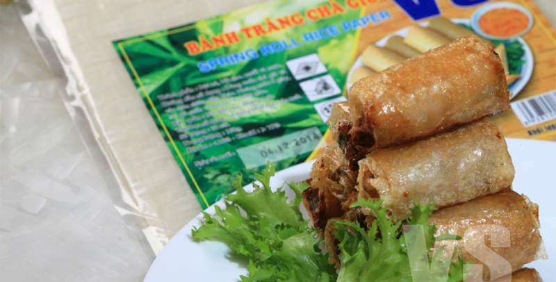 SPRING ROLL RICE PAPER