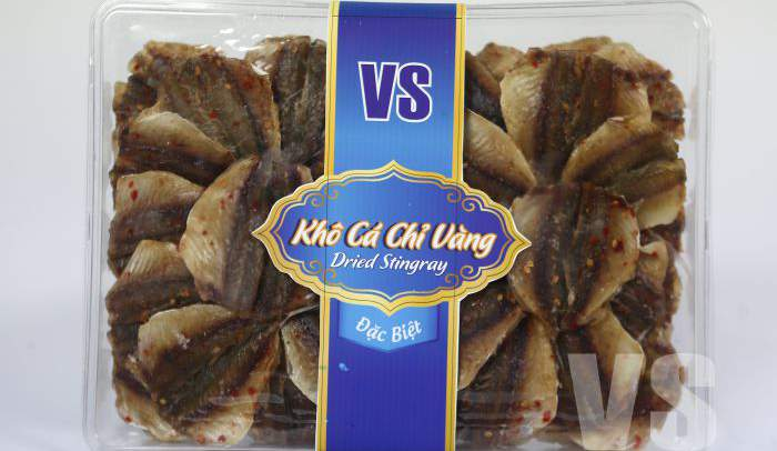 DRIED FISH ONLY GOLD 1.2KG