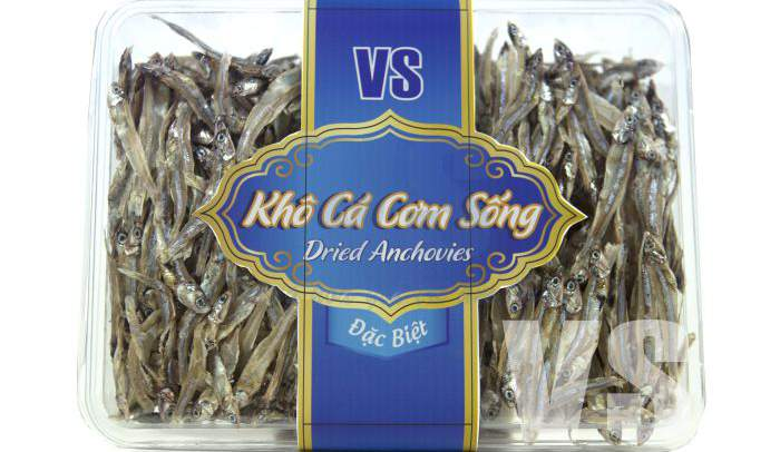 GREAT DRIED ANCHOVY 250G