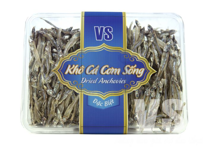 Kho ca com song 250G-GREAT DRIED ANCHOVY 250G
