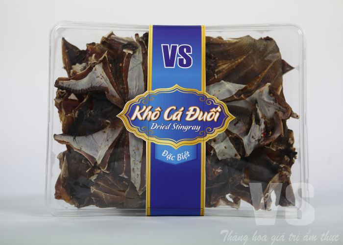 Kho ca duoi 800G-DRIED STINGRAY 800G
