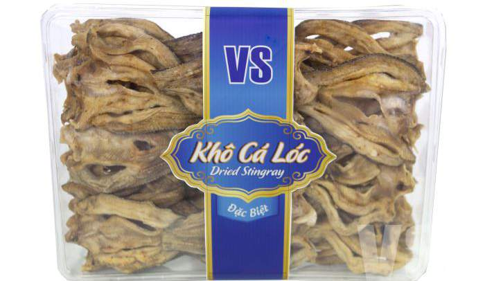 DRIED SNAKEHEAD 700G