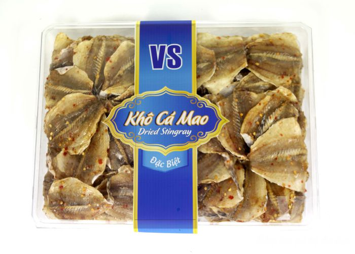 Kho ca mao1KG-DRIED FISH SEASONED MAO 1KG