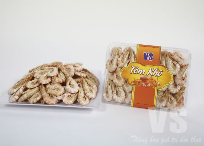 Tom kho vo-DRIED SHRIMPS