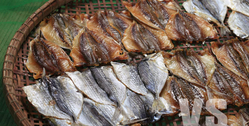DRIED FISH ONLY GOLD